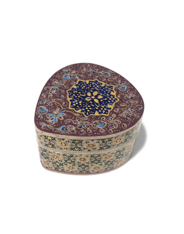 Khatam/Marquetry Jewelry/Gift Box