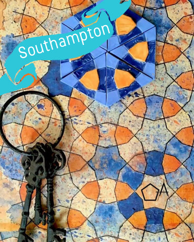 Southampton - Traditional Persian Geometry Art Workshop 1