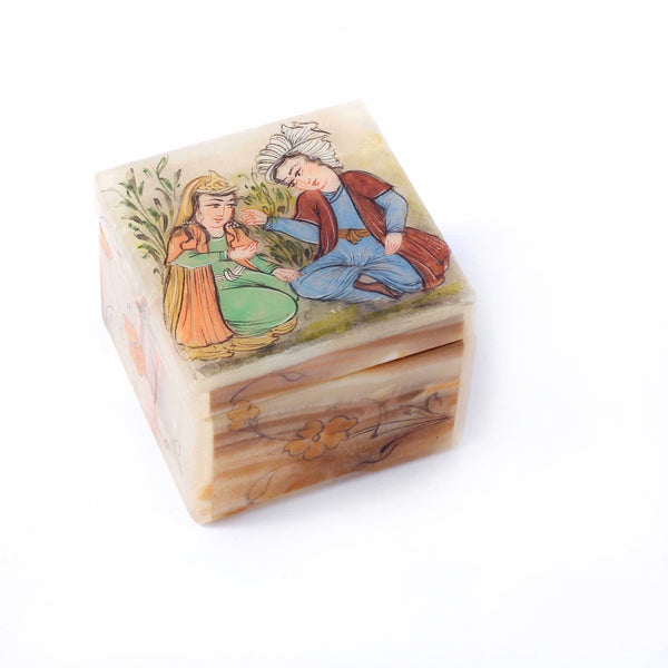 'Could It Last Forever' Miniature Marble Box