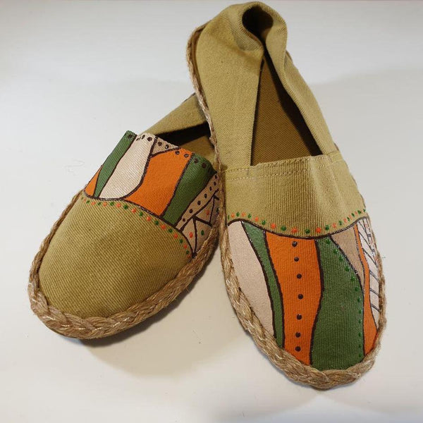 Green Olive Shoes