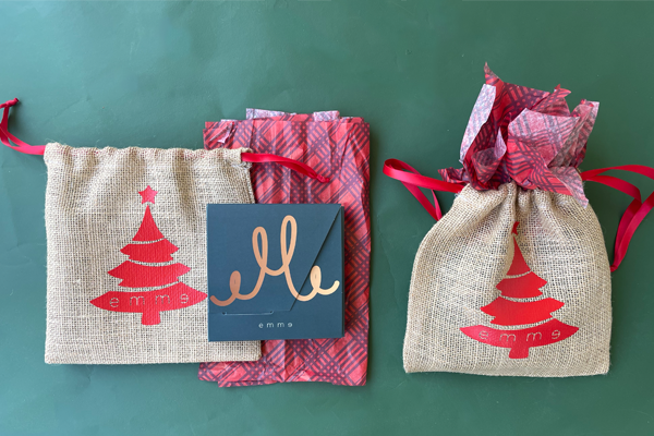 bag gift-wrapping emme jewelry