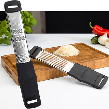 402 | 3050 Alligator Grater/Zester & Fine Julienne (2-in-1) - Alligator of Sweden | The World's Best Chopper (Official Online Store)