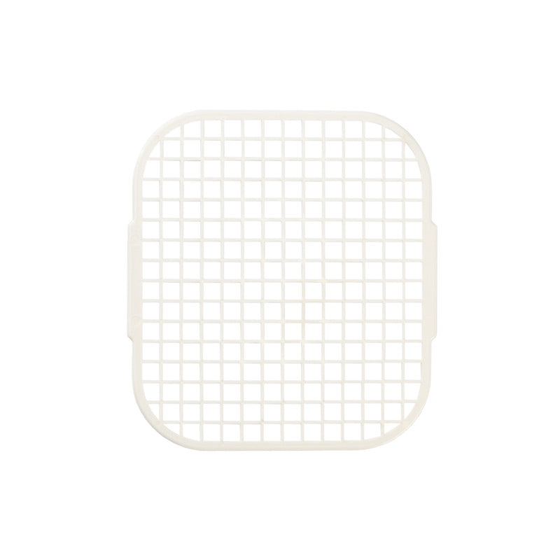 "020-1055 Cleaning Grids 6 x 6 mm (1/4"" mesh) 2 pcs. White Plastic - Alligator of Sweden 