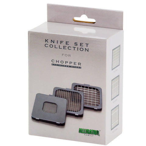 Alligator Stainless Steel Knive Set Collection (#3098)