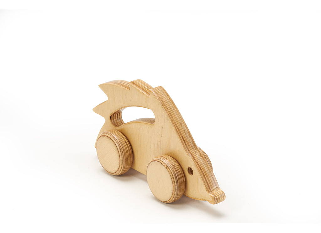 Porcupine Baby Wheels Natural