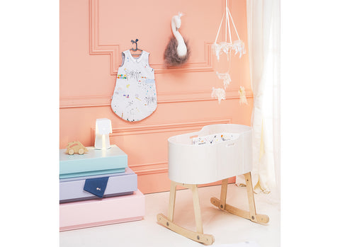 Dreamland Mini Cot Bumper & Book