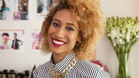 Influential women in fashion from A Leap of Style Elaine Welteroth