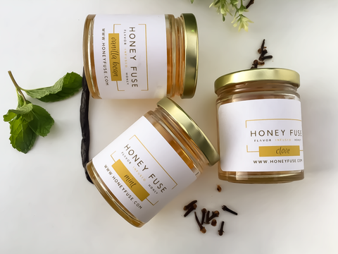 Honey Fuse flavored honey A Leap of Style Gift Guide 2016