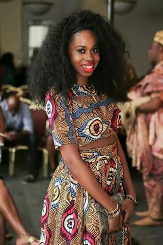 Influential women in fashion from A Leap of Style Kelechi Anyadiegwu