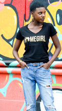 HOMEGIRL Africa T-Shirt Black