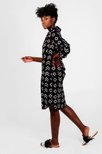 Mark Up Khrista Shirtdress