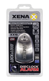 XENA Security XX10 Disc-Lock Alarm for Motorcycles