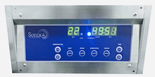 Recessed Ultrasonic Cleaner 13L with automatic drain – SR128A