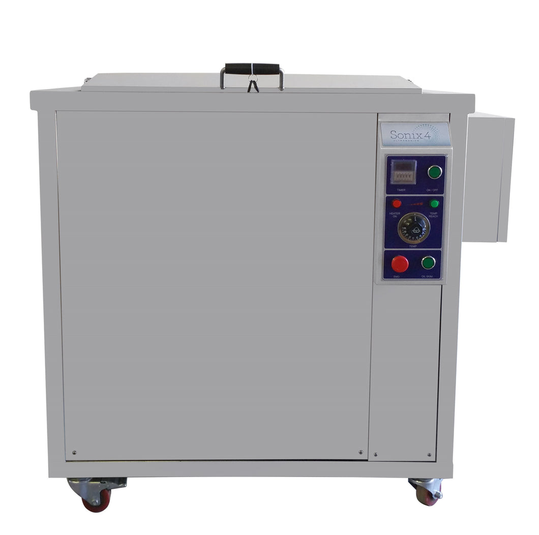Industrial Ultrasonic Cleaner, 40 Gallons model HTUH-40