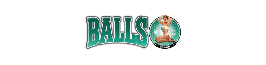 Balls Vodka Logo