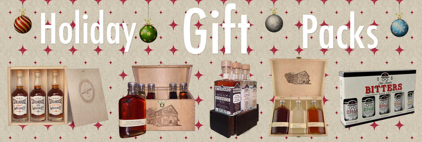 Holiday Gift Packs from New York Craft Spirits