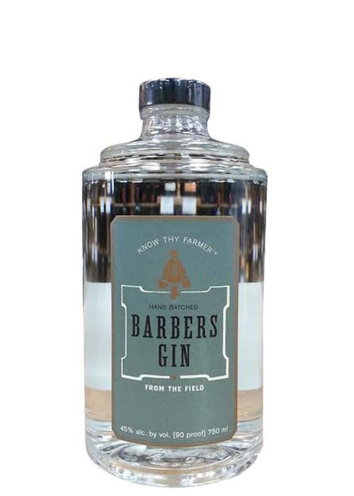 Barbers gin new york craft spirits barbers gin blueprint brands distilled from new york malvernweather Image collections