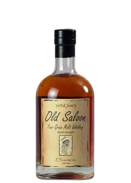 Old Saloon Four Grain Whiskey