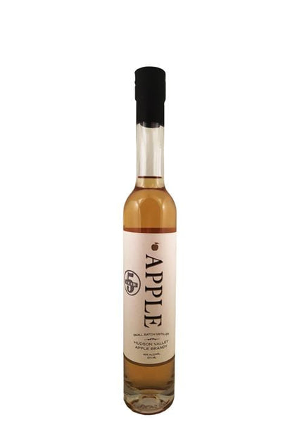 Harvest Spirits Hudson Valley Apple Brandy Aged 5 Years 375 ML