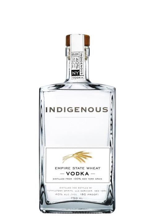 Tuthilltown Spirits Indigenous Wheat Vodka 750 ML