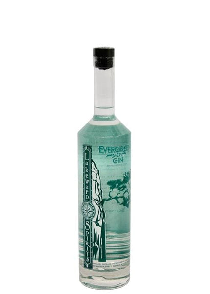 Lakeward Spirits Evergreen Gin 750ML