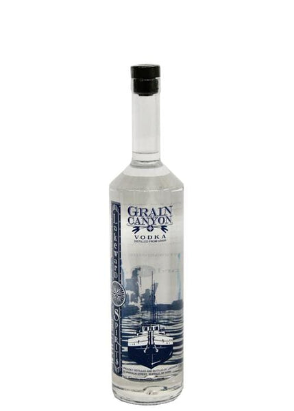 Lakeward Spirits Grain Canyon Vodka 750ML