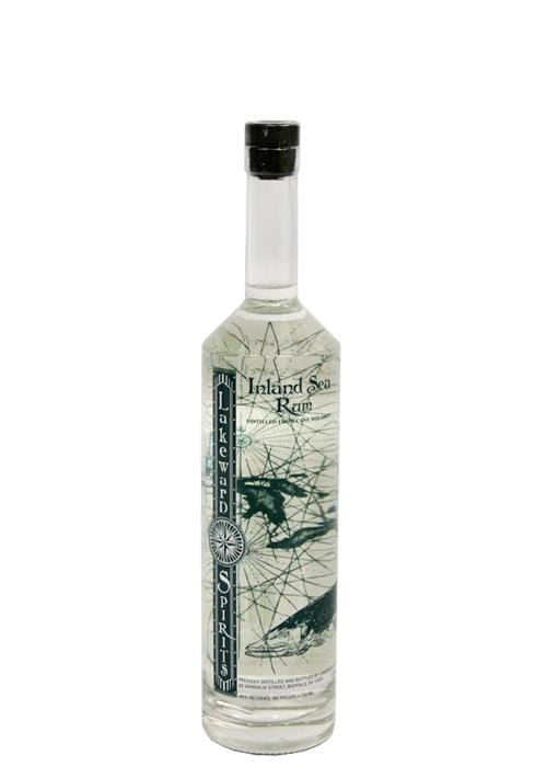 Lakeward Spirits Inland Sea Rum 750ML