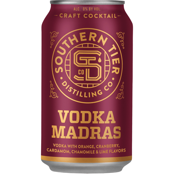 Southern Tier Vodka Madras