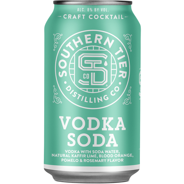 Southern Tier Vodka Soda