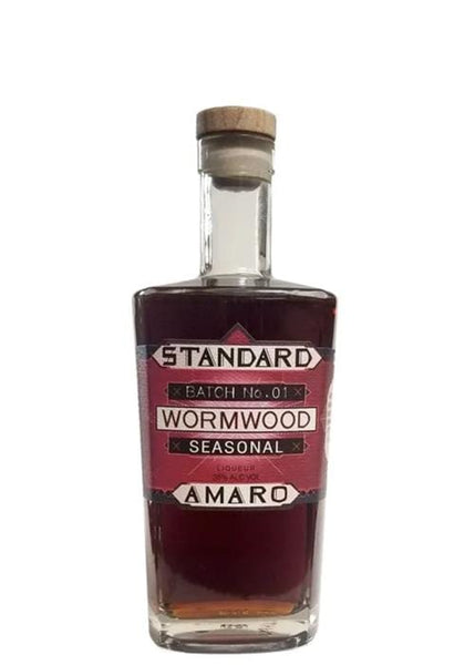 Standard Spirits Wormwood Amaro 750ML