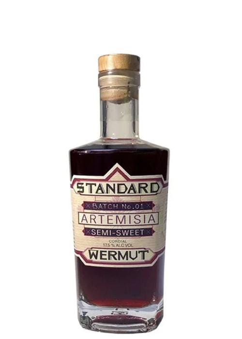 Standad Spirits Wormwood Artemisia Sermur Semi Sweet 750ML