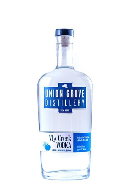 Union Grove Distillery Vly Creek Vodka 750 ML