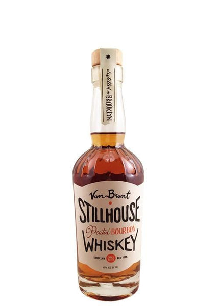 Van Brunt Stillhouse Peated Bourbon Whiskey