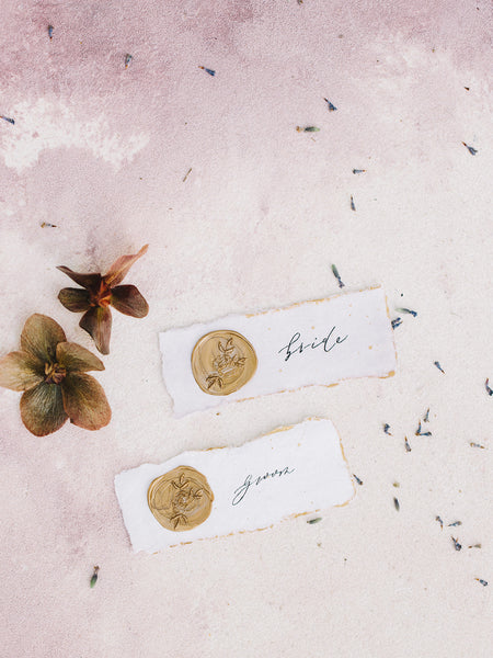 Calligraphy Watercolor Place Cards | Handwritten Place Cards | Wedding Place Cards | Tented Cards | Escort Cards | Wedding Calligraphy