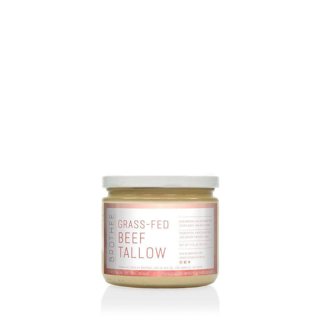 Healthy Fats - Grass-Fed Beef Tallow