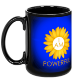 Solar Plexus Chakra Mug - I Am Powerful