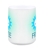 Throat Chakra Mug - I Am Free