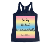 Live Joy & Be Kind Tank Top