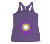 I Am Light Tank Top - 7th Chakra