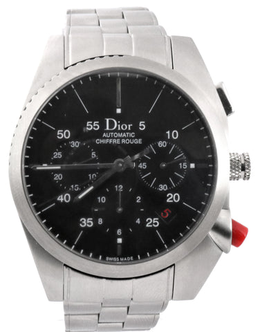 Dior Chiffre Rouge Automatic Chronograph 38mm 084610 Watch