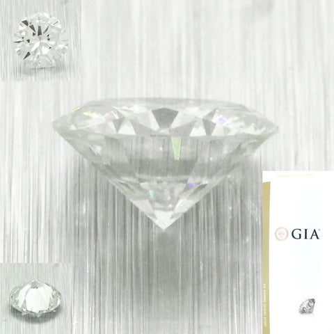 GIA 1.02ctw Round Brilliant L/VVS1 Natural Loose Diamond