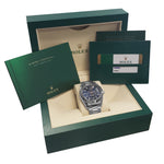MINT LNIB Rolex Sky-Dweller Stainless White Gold BLUE DIAL 42mm Watch 326934