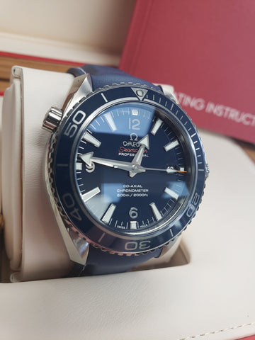 NEW OMEGA Seamaster Planet Ocean 600M CO‑AXIAL 42mm Titanium 232.92.42.21.03.001