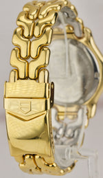 TAG Heuer Professional 200M Cell Series Gold-Plated 37mm Quartz Watch S94.006