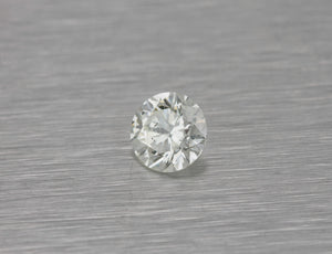 1.12ct GIA Certified Round Brilliant Cut J SI2 Natural Modern Loose Diamond