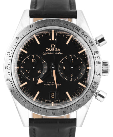 Omega Speedmaster '57 Co-Axial Chronograph 41.5mm Leather 331.12.42.51.01.002