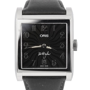 Men's Oris Bob Dylan Limited Edition Automatic 01 733 7618 4084 Black Watch