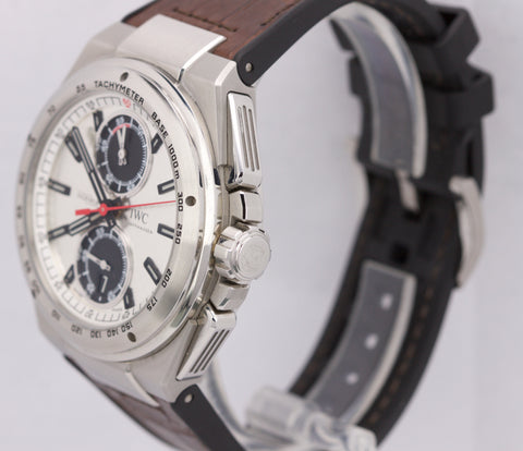 IWC Ingenieur Silberfeil Stainless Steel Limited 45mm Chronograph Watch IW378505