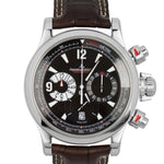 Jaeger-LeCoultre JLC Master Compressor Steel 41.5mm Chronograph 146.8.25 Watch