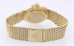 VTG Baume & Mercier Tiffany & Co Solid 14k Yellow Gold Automatic 28 Jewel Watch